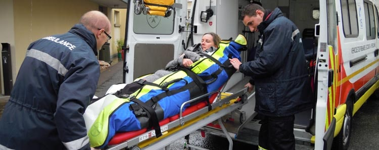 Devenir ambulancier