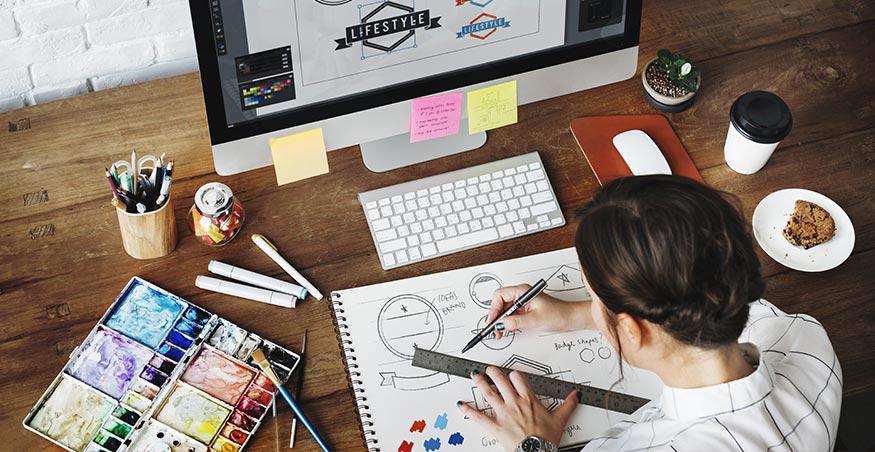 Devenir graphiste illustrateur