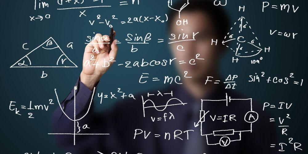 devenir mathematicien physicien