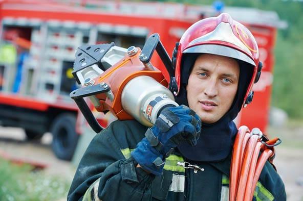 Devenir sapeur-pompier
