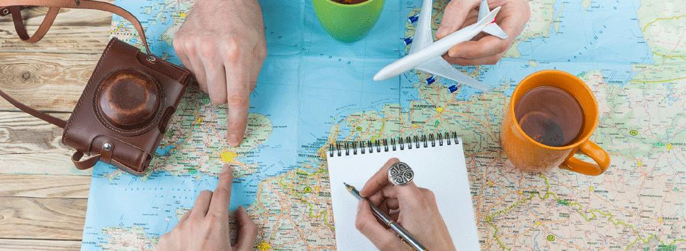 Travailler en agence de voyage